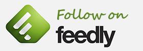 Follow on Feedly