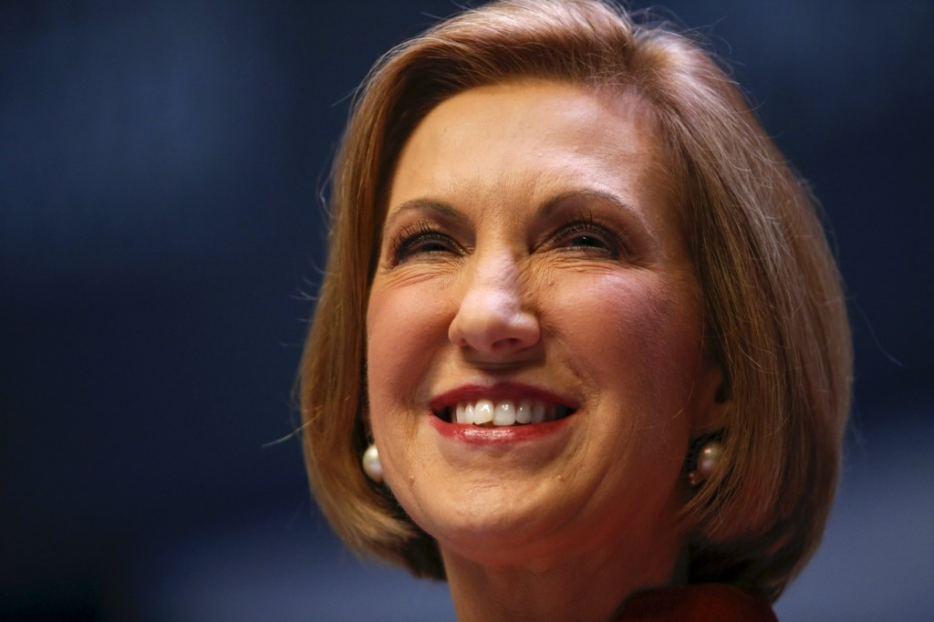 Carly Fiorina (image from linked article)