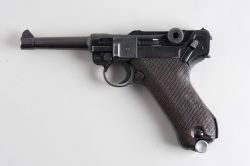 Not actually my Luger.